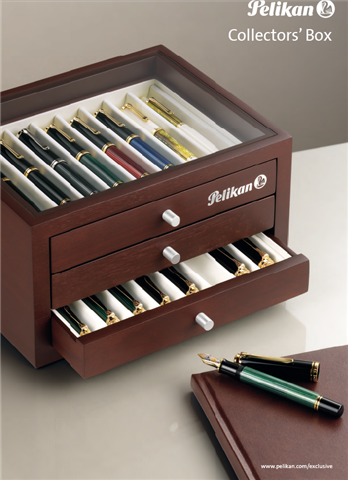 Collectors Box Pelikan
