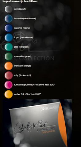 Edelstein kleurtjes