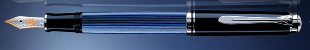 Souverän M805 blauw