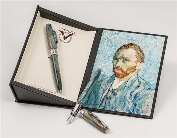 Van Gogh doos